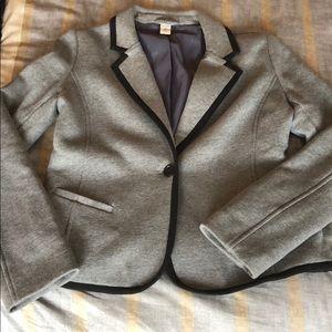 Soft Jersey Blazer